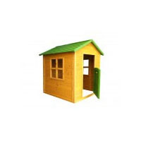 Ascot Cubby House (Green) + FREE Perth-Mandurah Delivery