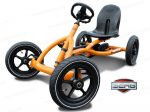 BERG Pedal Go Kart – Buddy Orange+ trailer & hitch + FREE Perth Delivery