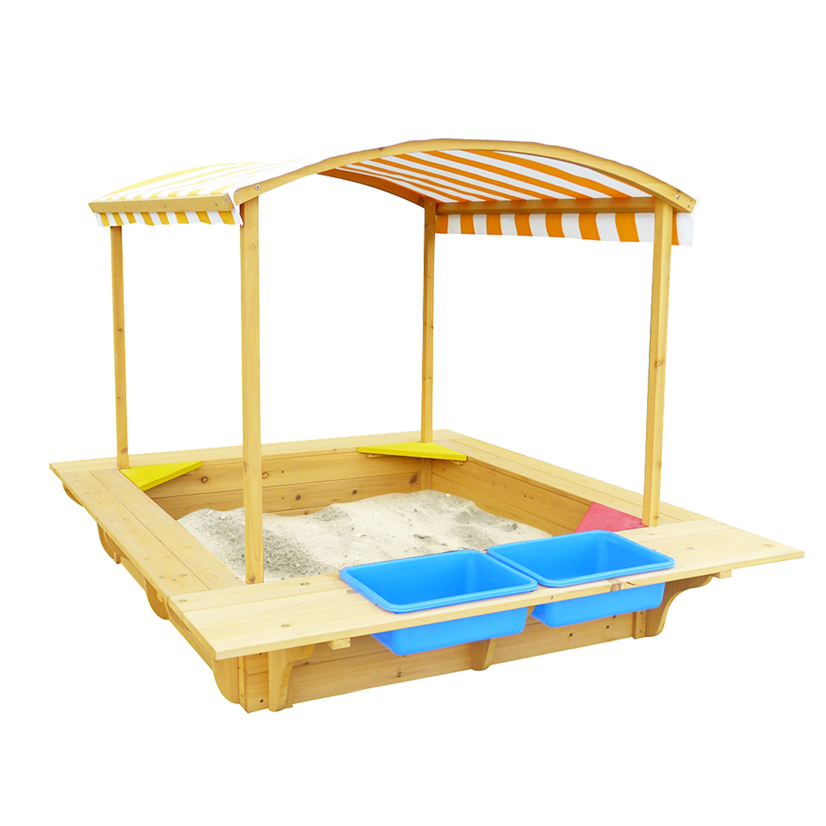 Playfort Large Sandpit With Canopy Free Perth Mandurah