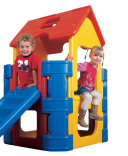 Activity Playhouse by Ampi Plastics + FREE Delivery*