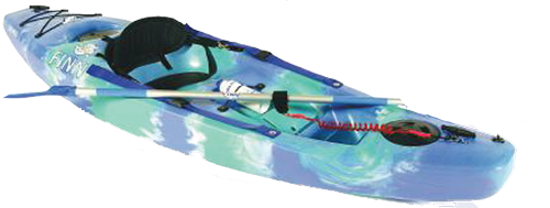 Gizmo Kayak + FREE Paddle + FREE Delivery*
