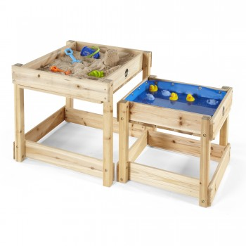 Plum Wooden Sand & Water Tables (incl Perth Delivery)