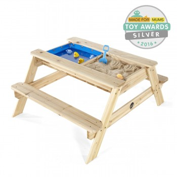 Plum Sand & Water Picnic Table (incl Perth Delivery)