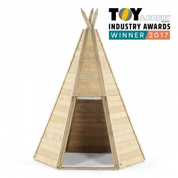 Great Wooden Teepee Hideaway (incl Perth Delivery)