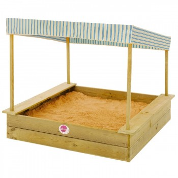 Plum Palm Beach Wooden Sand Pit (incl Perth Delivery)