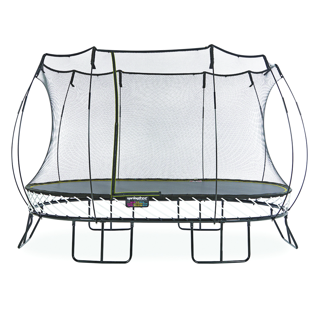 SPRINGFREE Large Oval – Incl FREE Aust. Wide Delivery + FREE Perth Assembly
