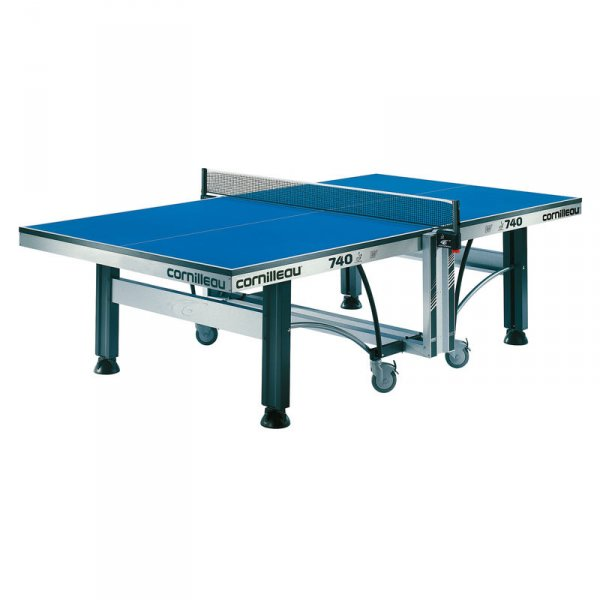CORNILLEAU Competition 740 ITTF W Indoor Table Tennis Table + FREE Perth Delivery