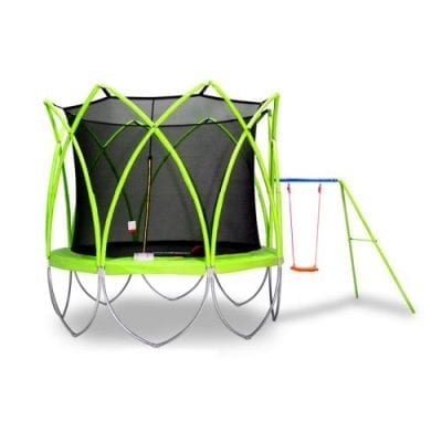 SPARK Trampoline (12ft) + FREE Swing Set + FREE Anchor Set + FREE Perth Delivery