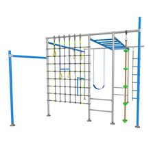 GROWPLAY Monkey Bars (The Commando) – Original + Cargo Net + FREE Perth Delivery