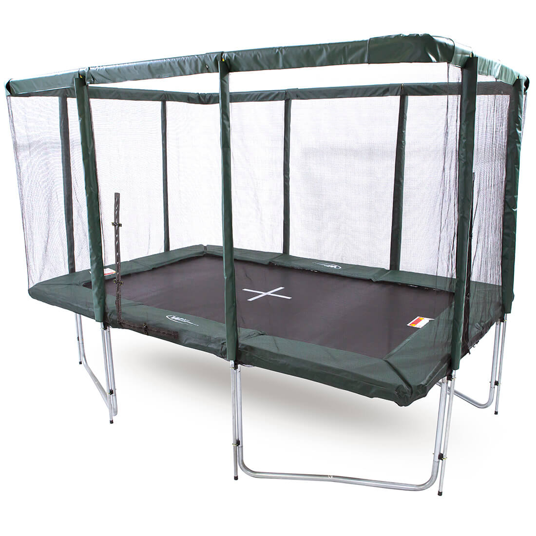 GeeTramp 8x12ft Rectangle (High Bounce – Inc FREE Perth Delivery