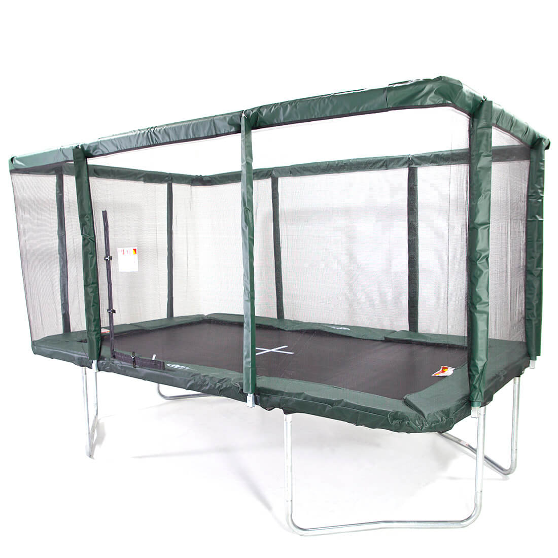 GeeTramp 9x14ft Rectangle (High Bounce) – Inc FREE Perth Delivery