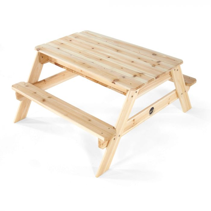 PLUM® Wooden Sand & Picnic Activity Table – FREE WA Delivery